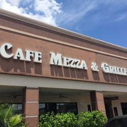 Café Mezza & Grille