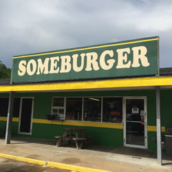 Someburger Hamburgers