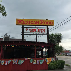 The Don'Key Mexican Food