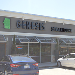 Genesis Steakhouse & Wine Bar