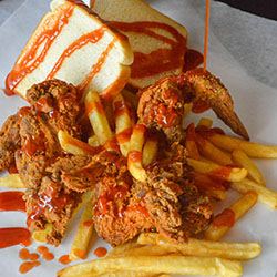 Chicago's Famous Fried Chicken & Fish