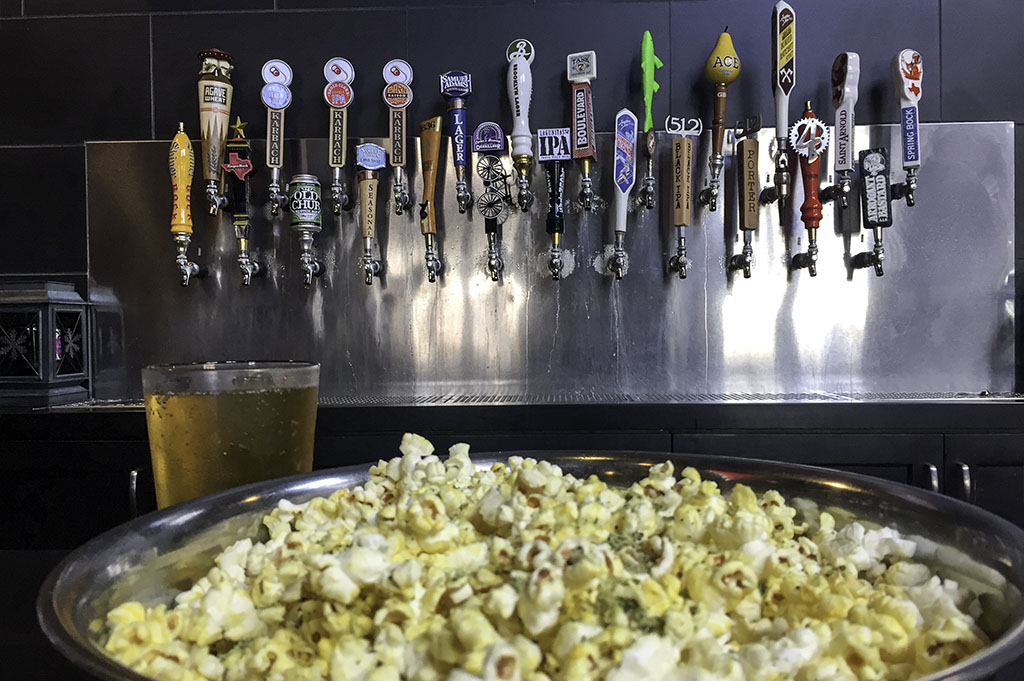 Alamo Drafthouse Vintage Park Top Texas Craft Beer friday Mike Puckett DDM 5