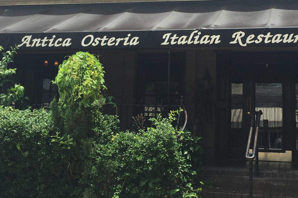 Antica Osteria Good Eats Houston-Local-Travel-Guide-Mike-Puckett-DDM