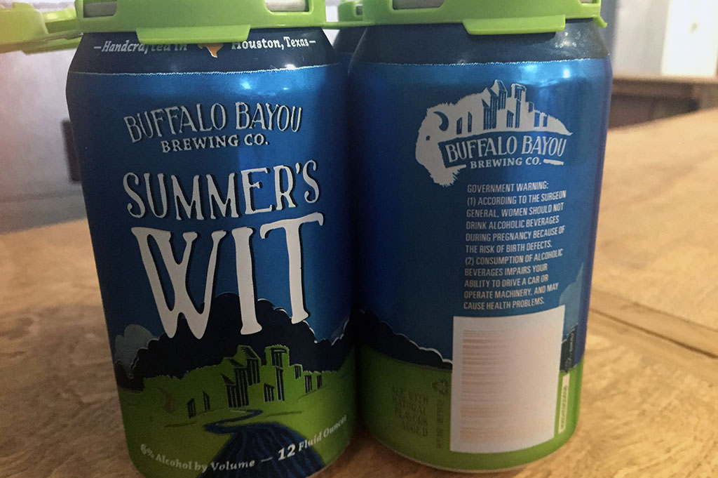 Buffalo Bayou Brewing Craft Beer friday Mike Puckett DDM 2