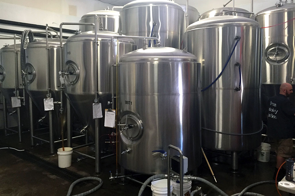 Buffalo Bayou Brewing Craft Beer friday Mike Puckett DDM 4