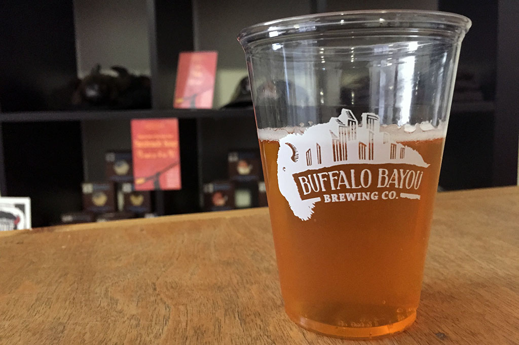 Buffalo Bayou Brewing Craft Beer friday Mike Puckett DDM 5