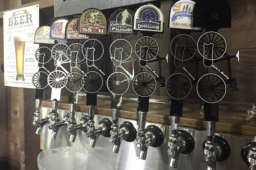 Cycelers Brewing Company Good Eats Local Mike Puckett DDM