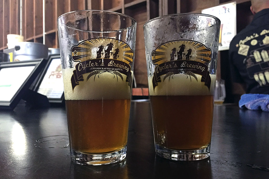 Cyclers Brewing Craft Beer Friday Mike Puckett DDM 12