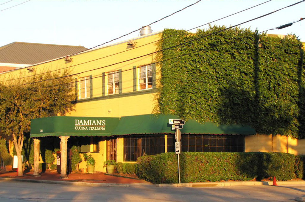 Damians Cucina Italiana Good Eats Houston-Local-Travel-Guide-Mike-Puckett-DDM