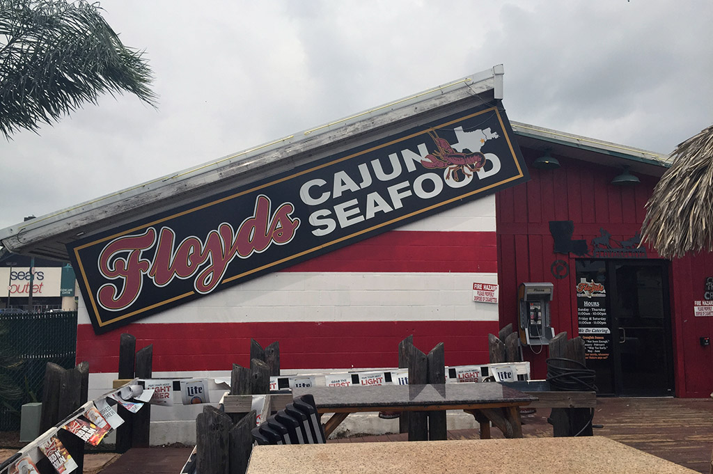 Floyd's Cajun Seafood House Good Eats Houston-Local-Travel-Guide-Mike-Puckett-DDM