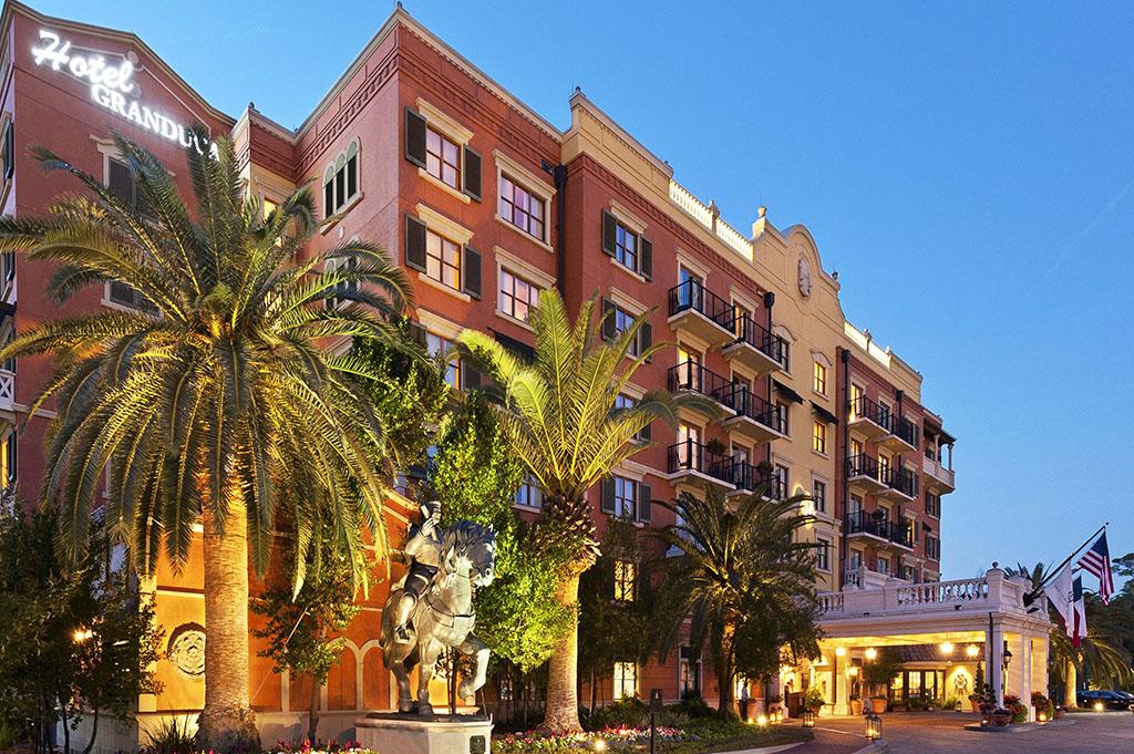 Granduca Hotel Where to Stay in Houston Good Eats Houston 2
