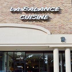 La Balance Cuisine