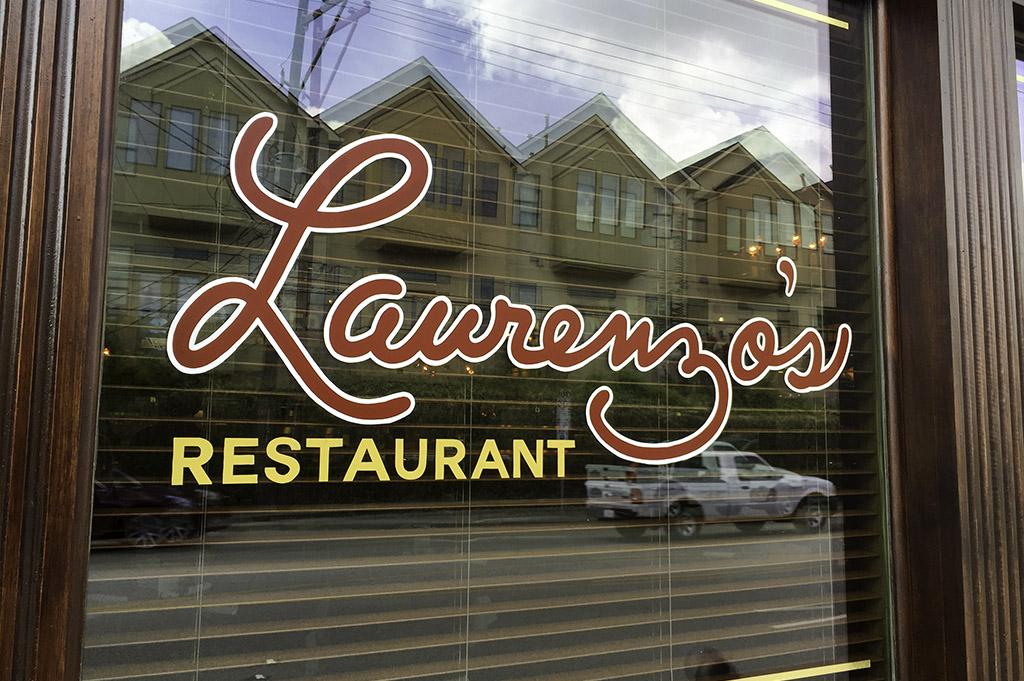 Laurenzos Restaurant Good Eats Local Mike Puckett DDM 2