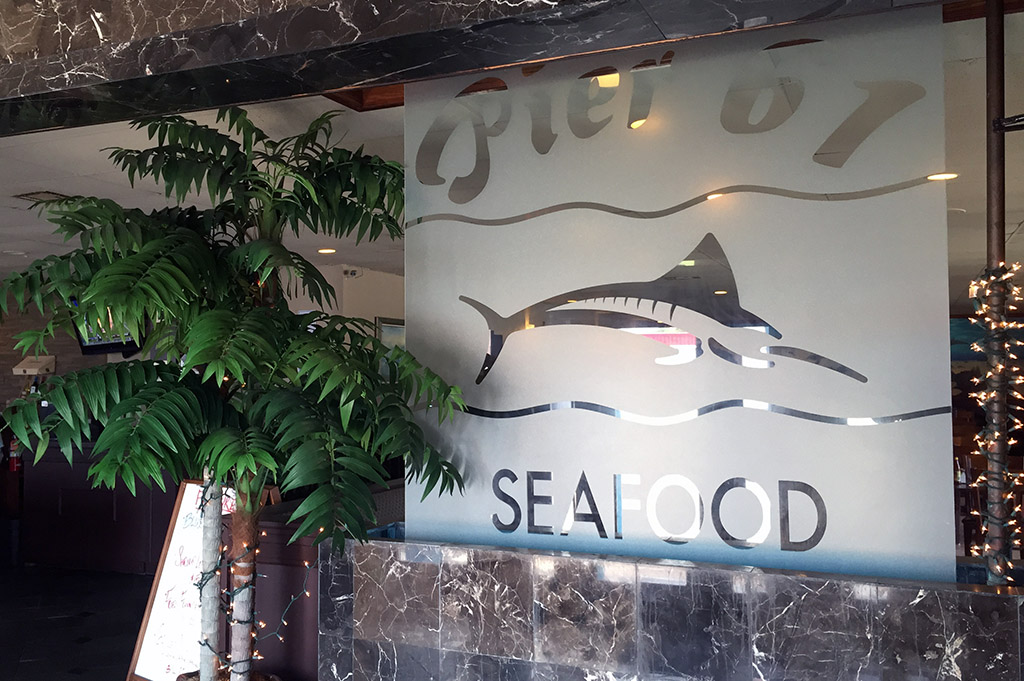 Pier 61 Seafood & Grill Good Eats Houston-Local-Travel-Guide-Mike-Puckett-DDM