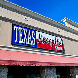 Texas Mesquite Grill