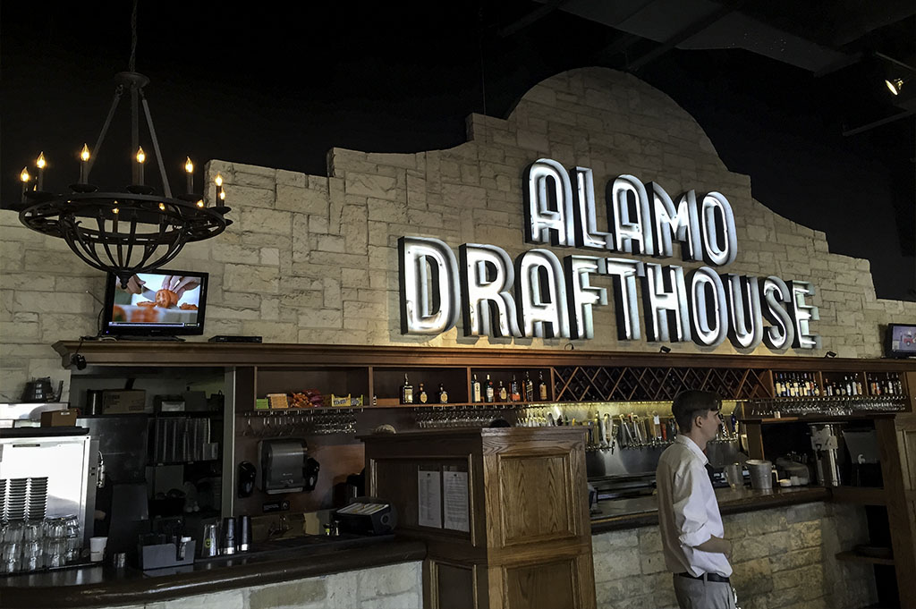 Alamo Drafthouse Mason Park Top Texas Craft Beer friday Mike Puckett DDM 1