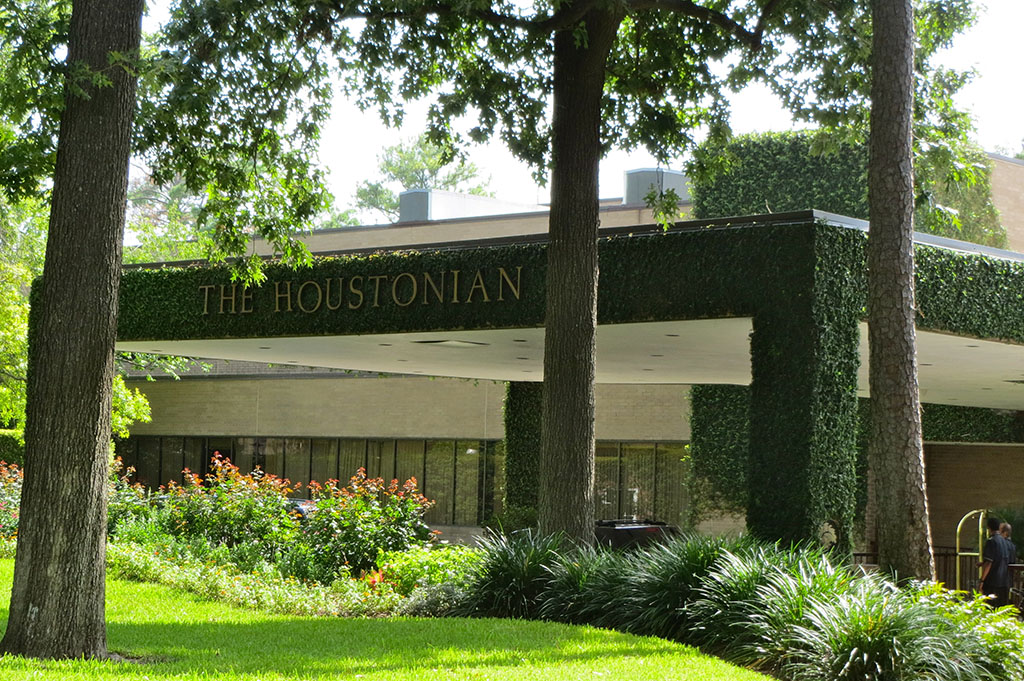 Houstonian Hotel Where to Stay in Houston Good Eats Houston