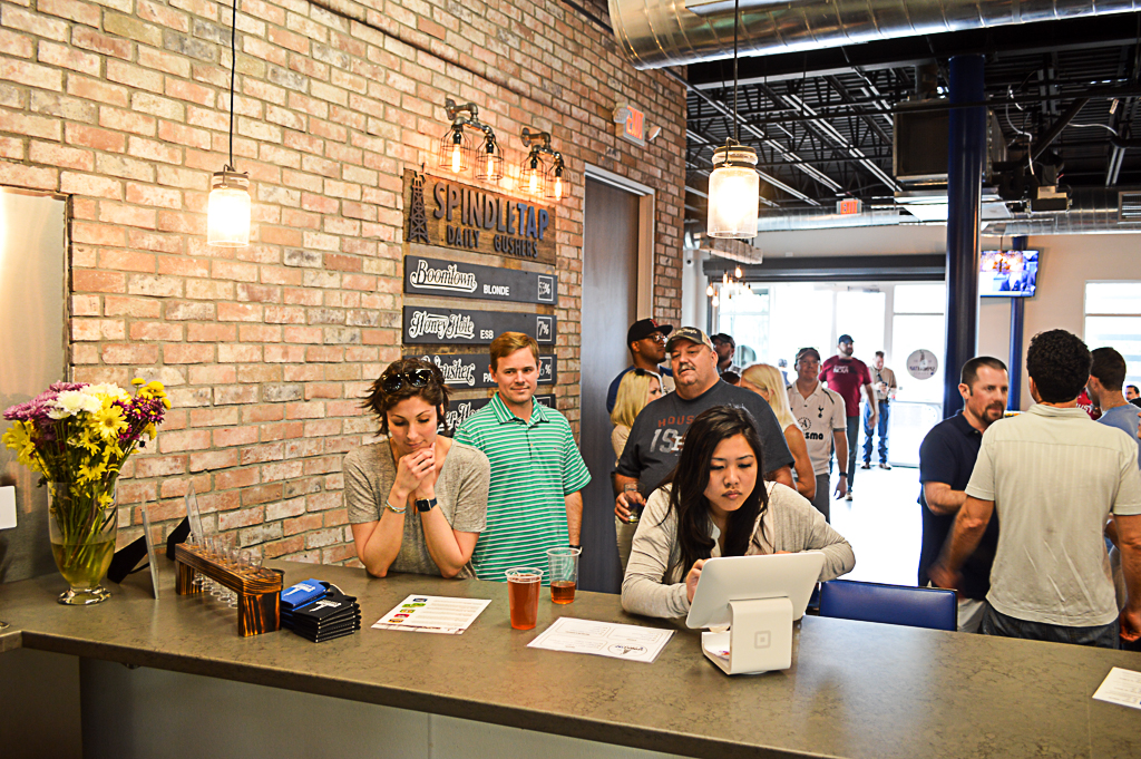 Spindletap Brewing Company Top Texas Craft Beer Mike Puckett Photography Good Eats Texas 1024 (13 of 46)