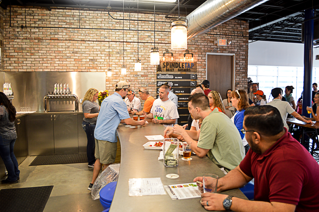 Spindletap Brewing Company Top Texas Craft Beer Mike Puckett Photography Good Eats Texas 1024 (18 of 46)