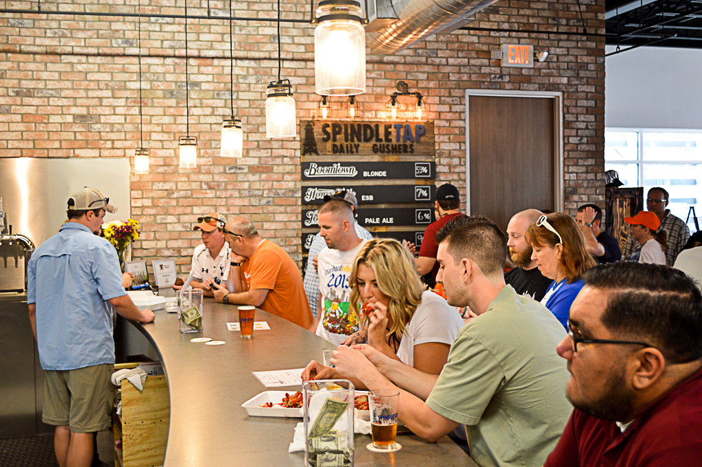 Spindletap Brewing Company Top Texas Craft Beer Mike Puckett Photography Good Eats Texas 1024 (19 of 46)