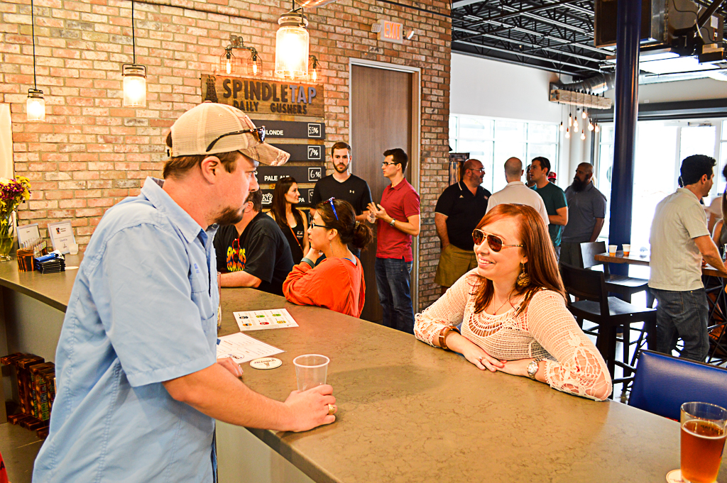 Spindletap Brewing Company Top Texas Craft Beer Mike Puckett Photography Good Eats Texas 1024 (21 of 46)
