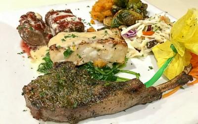 Good Eats Houston Tasting with Peli Peli Vintage Park