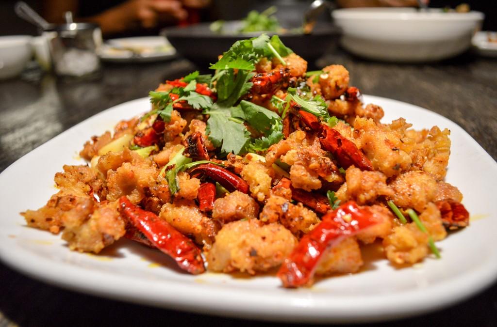 Mala Sichuan Bistro Montrose Tasting