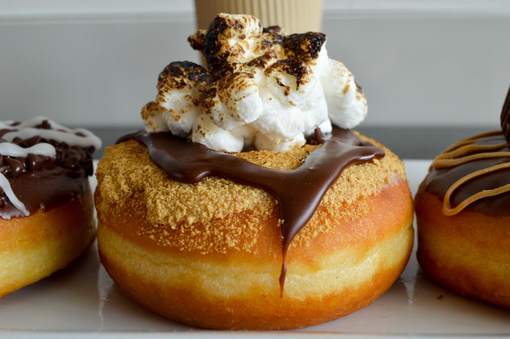 Glazed the Doughnut Cafe Good Eats Houston Mike Puckett Photography GW-0179