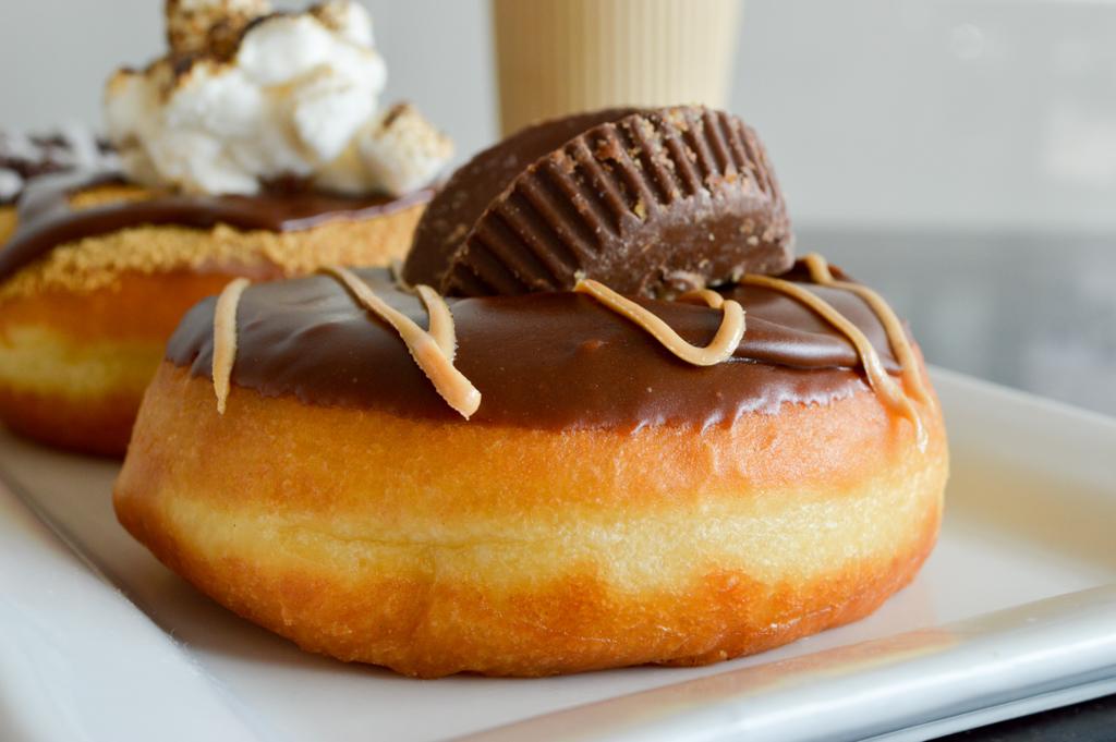 Glazed the Doughnut Cafe Good Eats Houston Mike Puckett Photography GW-0186