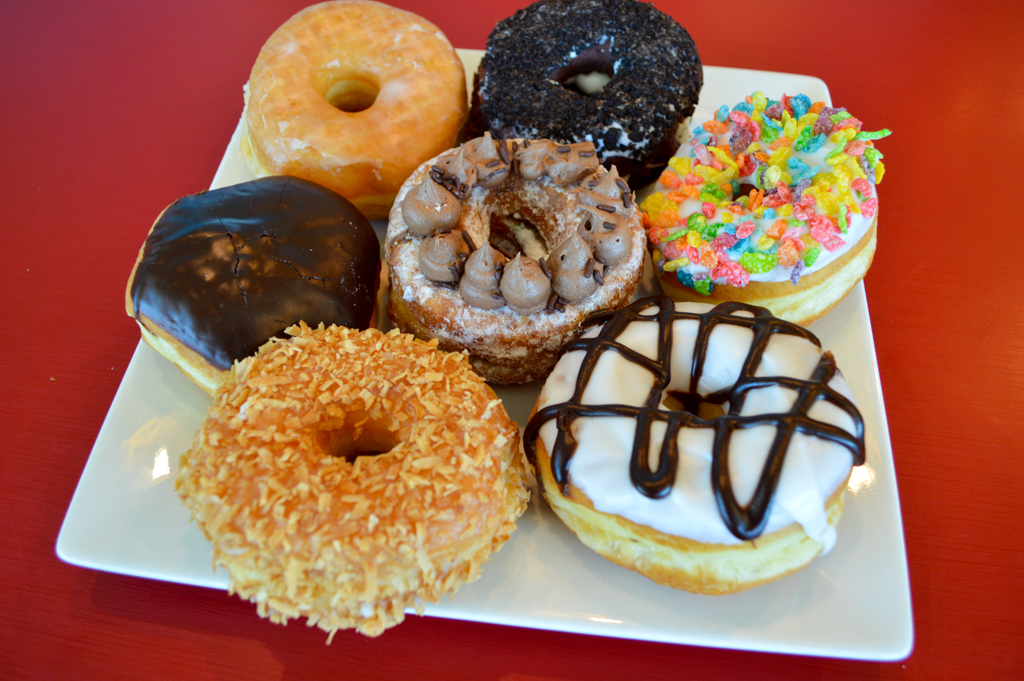 Penas Donut and Diner Good Eats Houston Mike Puckett Photography GW-160