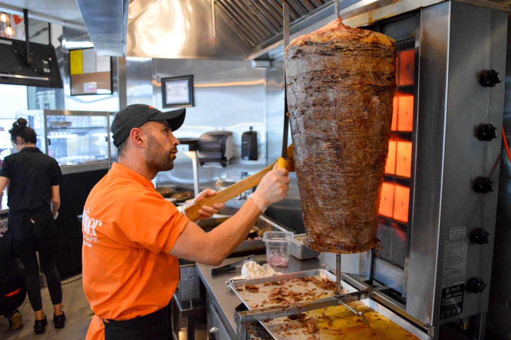 Crisp Doner Cafe Good Eats Houston Texas Mike Puckett Photography GW (8 of 34)