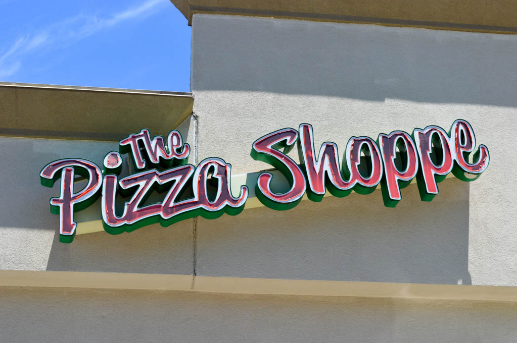 Pizza Shoppe Good Eats Houston Texas Local Mike Puckett Photography GW