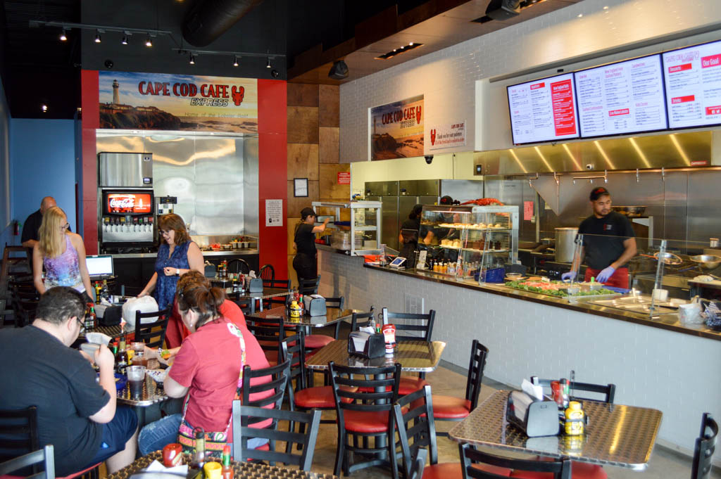 Cape Cod Express Good Eats Houston Texas Local Mike Puckett Photography GW-2