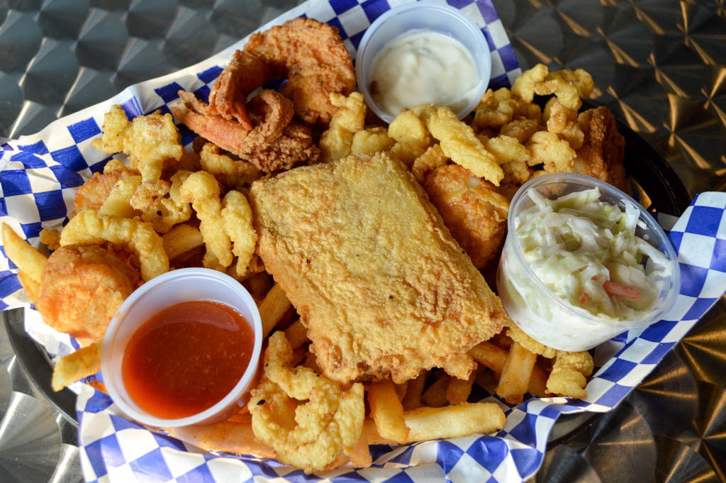 Cape Cod Express Good Eats Houston Texas Local Mike Puckett Photography GW-34
