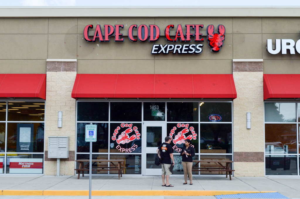 Cape Cod Express Good Eats Houston Texas Local Mike Puckett Photography GW