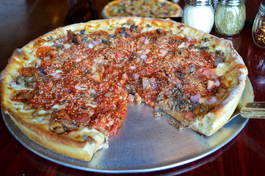 Mazzei's Gourmet Pizza Good Eats Houston Texas Local Mike Puckett Photography GW-32