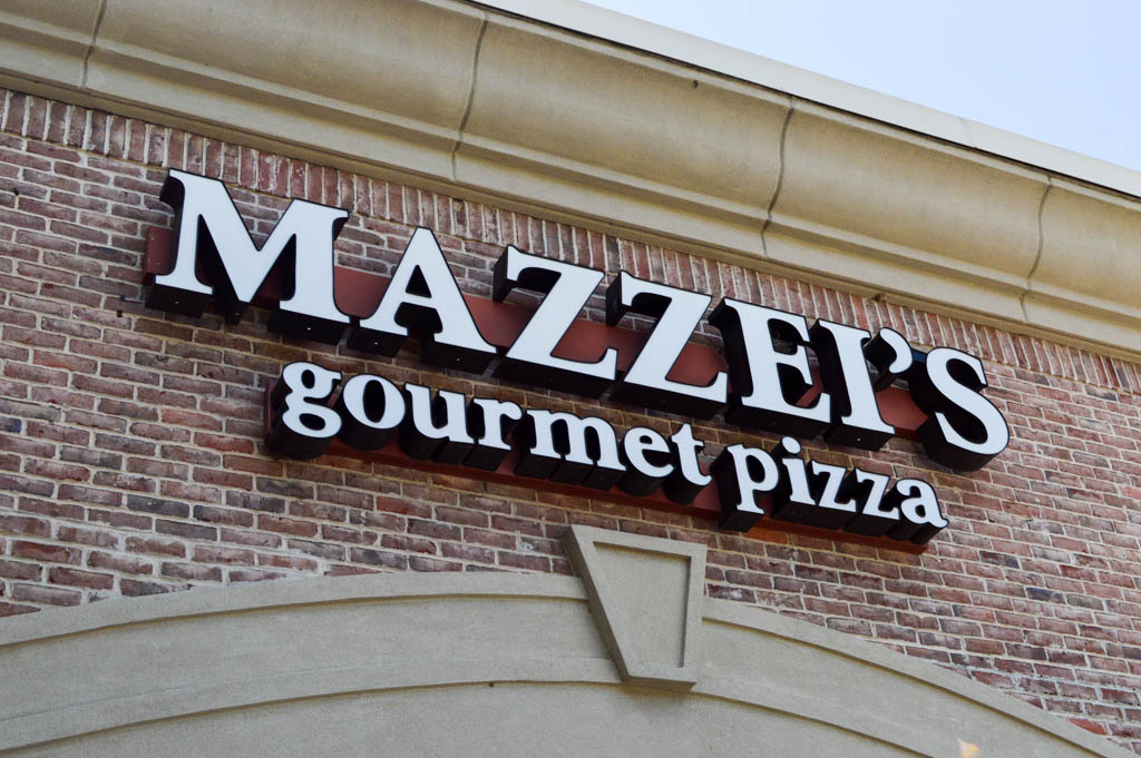 Mazzei's Gourmet Pizza Good Eats Houston Texas Local Mike Puckett Photography GW
