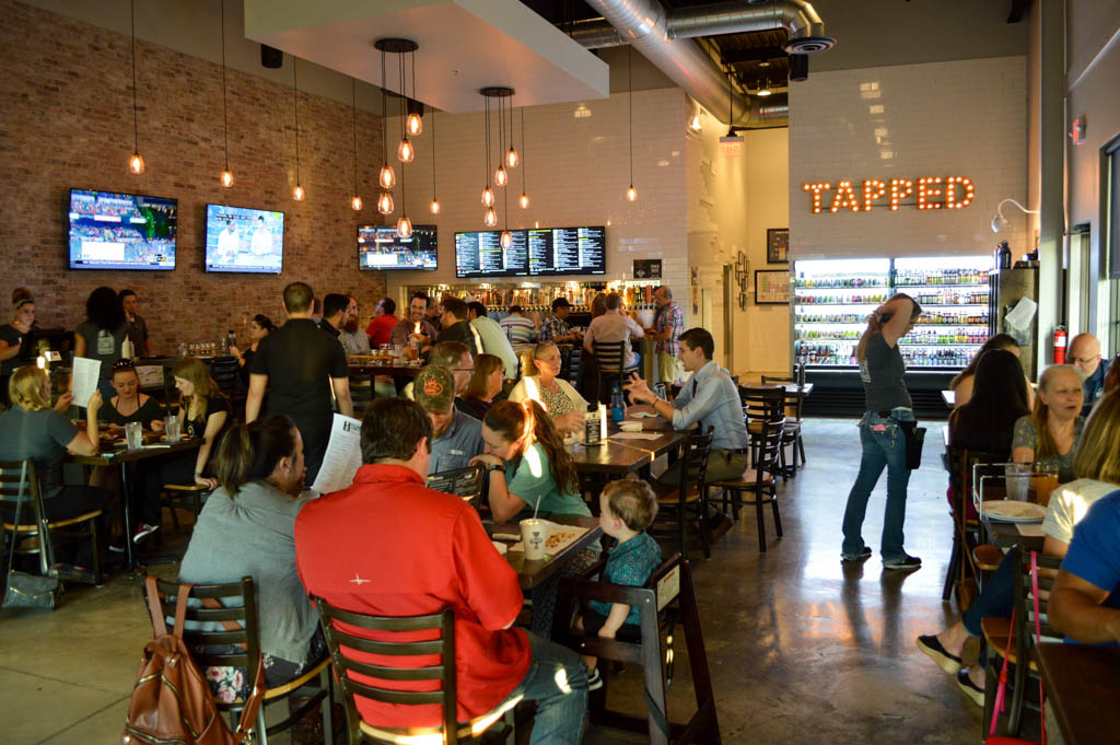 Tapped Good Eats Houston Texas Local Mike Puckett Photography GW-31