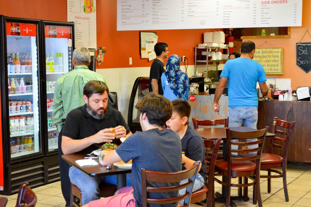 Barbar Mediteranean Grill Good Eats Houston Texas Local Mike Puckett GW-2