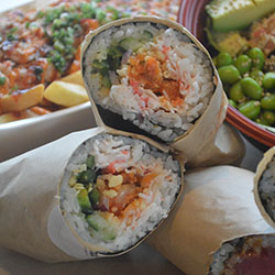 U'Maki Sushi Burrito