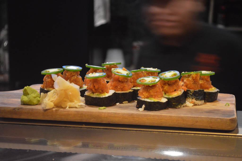 Rising Sun Sushi Good Eats Local Mike Puckett Photography W-184