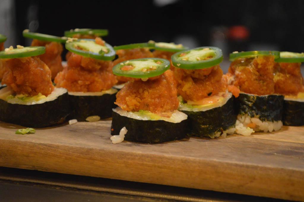 Rising Sun Sushi Good Eats Local Mike Puckett Photography W-186