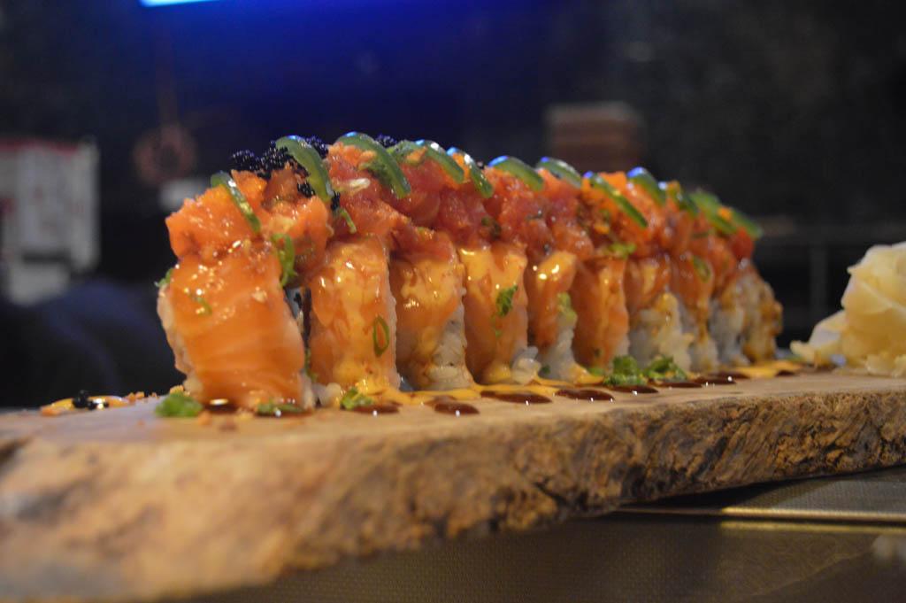 Rising Sun Sushi Good Eats Local Mike Puckett Photography W-318