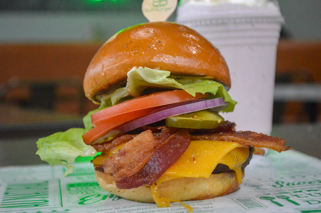 BuffBurger Westchase Good Eats Local Mike Puckett Photography W-277