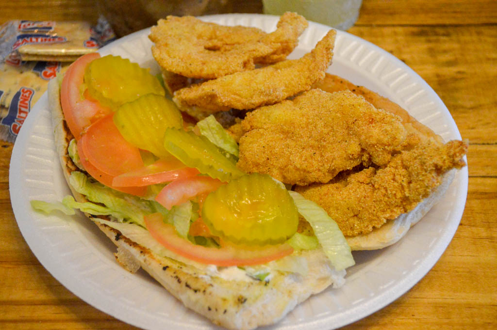 Dans Seafood and Wings Good Eats Local Mike Puckett Photography W-187