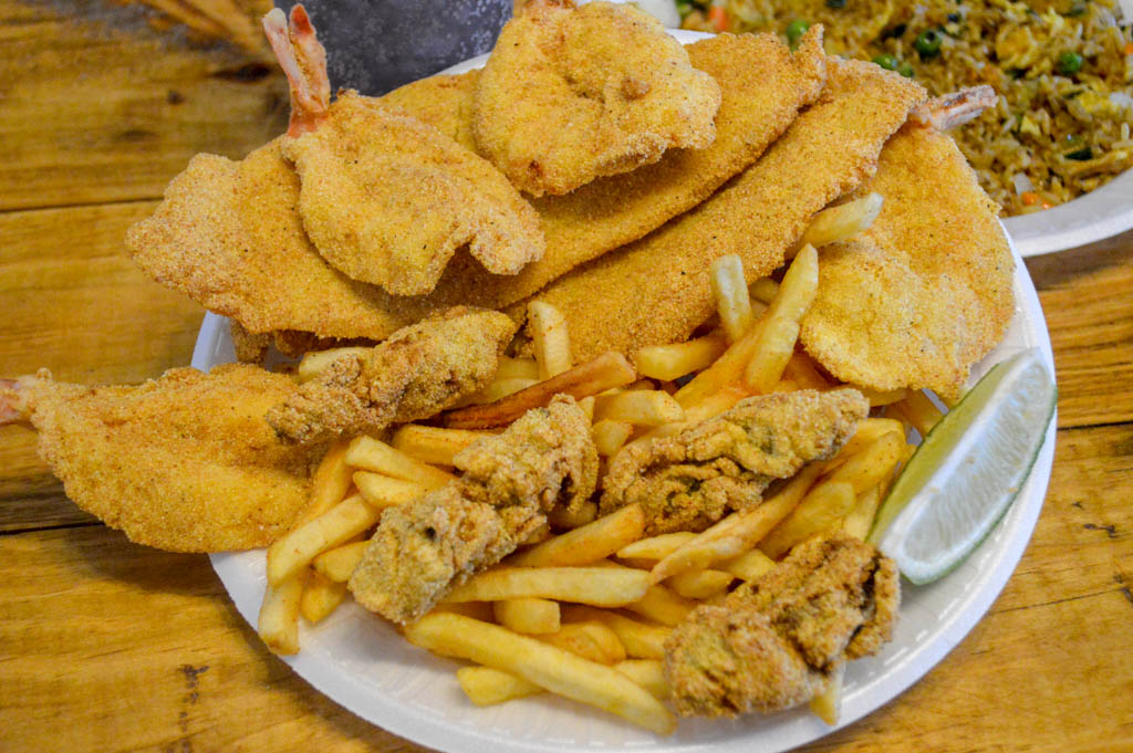 Dans Seafood and Wings Good Eats Local Mike Puckett Photography W-50
