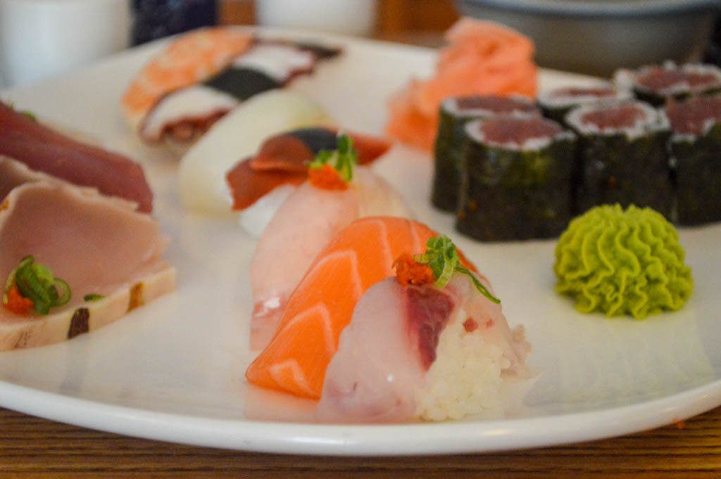 Ginza Japanese Restaurant Good Eats Local Mike Puckett Photography W-125