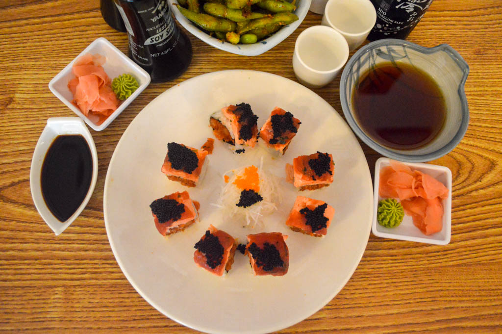Ginza Japanese Restaurant Good Eats Local Mike Puckett Photography W-324