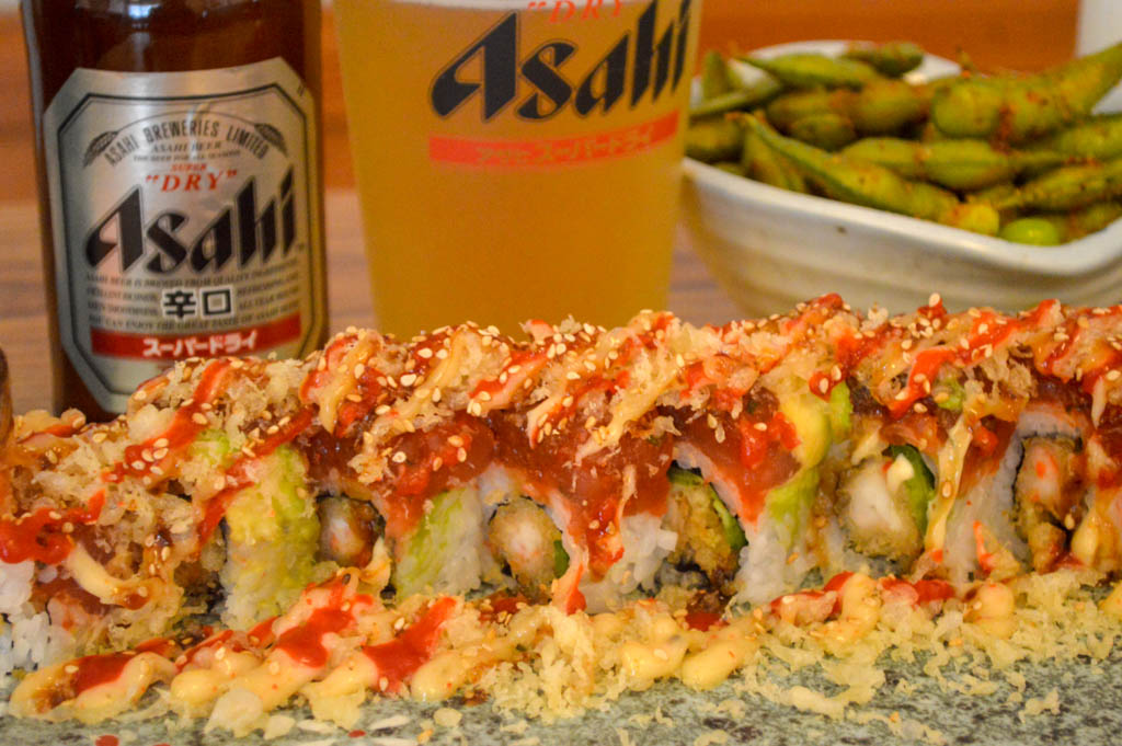 Ginza Japanese Restaurant Good Eats Local Mike Puckett Photography W-347