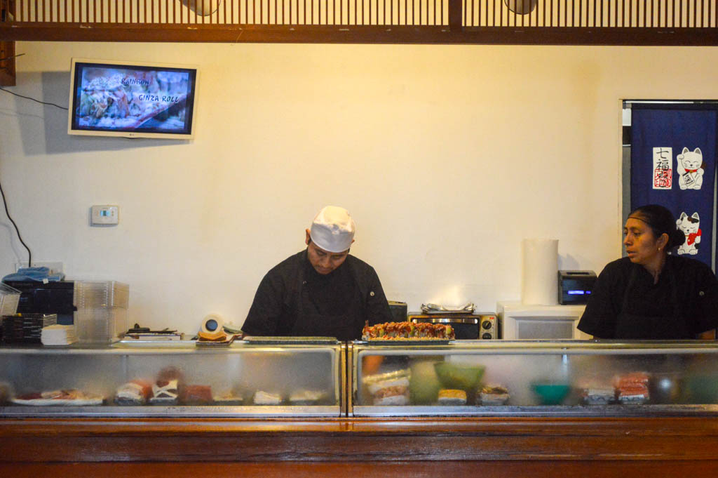 Ginza Japanese Restaurant Good Eats Local Mike Puckett Photography W-35